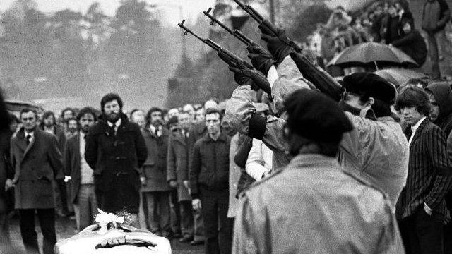 Funeral de Bobby Sands