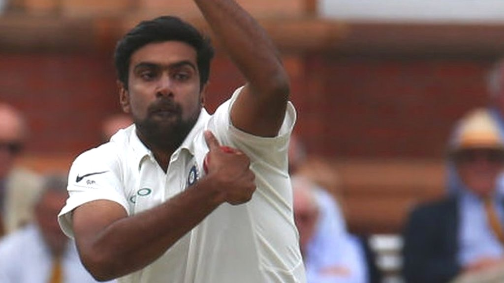 Ravichandran Ashwin: Nottinghamshire sign India spinner as overseas player