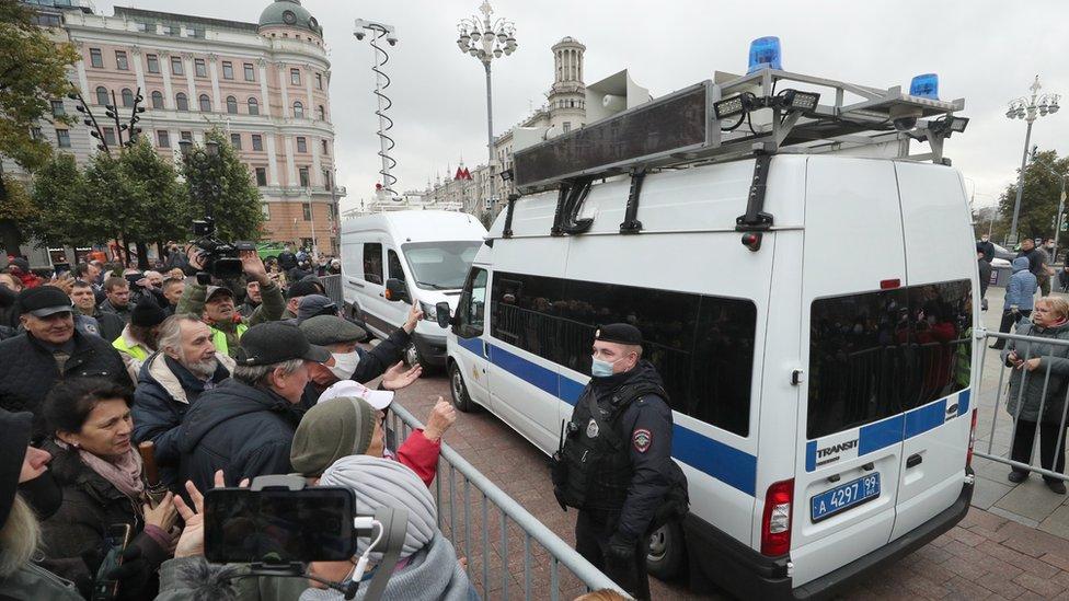 Юристы КПРФ обвинили полицию в попытке сорвать обжалование выборов