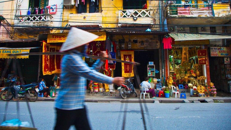 Stara četvrt Hanoja tradicionalno je srce vijetnamske prestonice