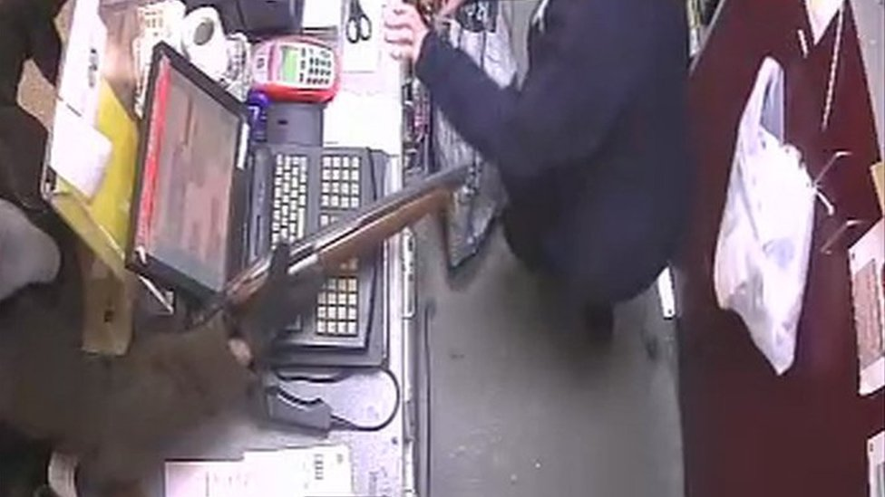 Buckden armed robber caught by left-behind beanie hat