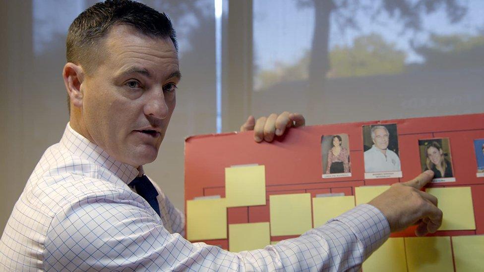 Brad Williams, abogado de las denunciantes