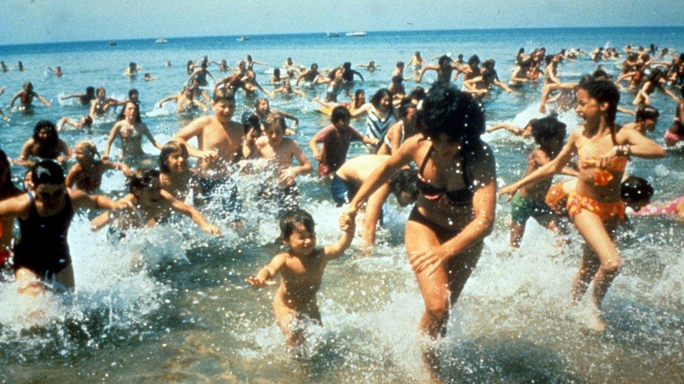 """Imagen de la película """"Tiburón"""""""