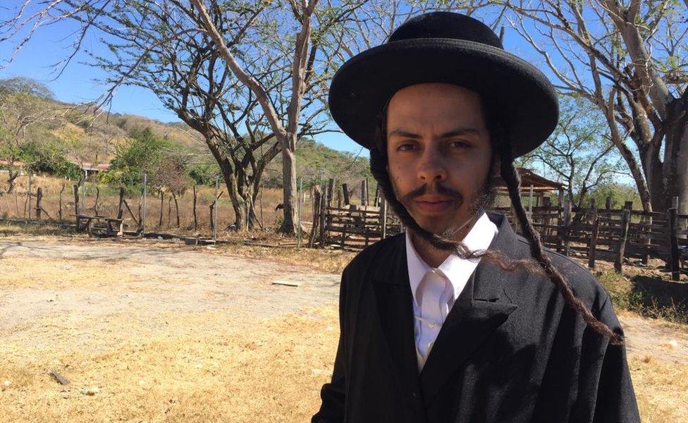Miembro de la secta Lev Tahore, en entrevista con BBC Mundo.