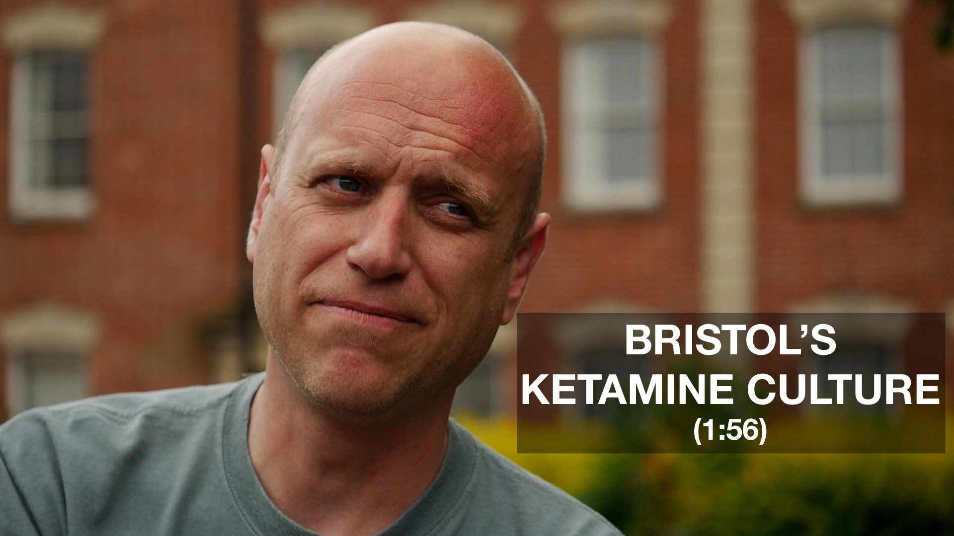 Bristol drugs counsellor Jim Bartlett