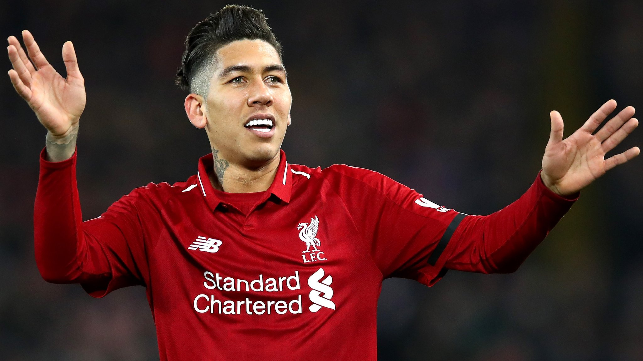 Fulham 1-2 Liverpool: 'Unselfish Firmino needs more chances himself' - Hasselbaink