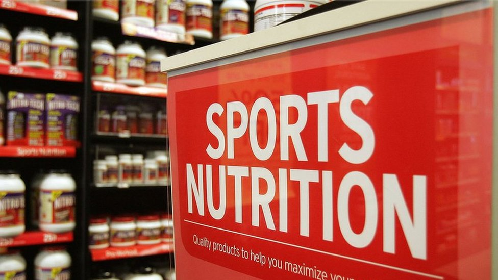 Health fear over rise in teens using protein supplements
