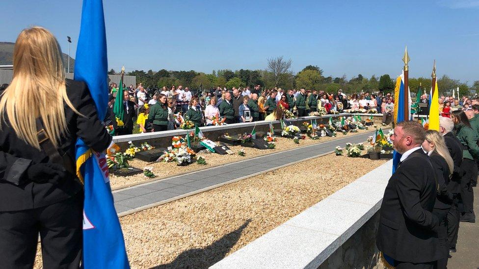 "Lyra McKee death: Sinn Féin leader says dissidents must ""pack up"""