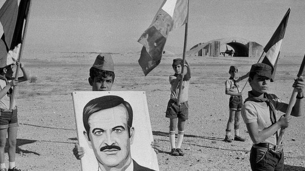 أسرة الأسد