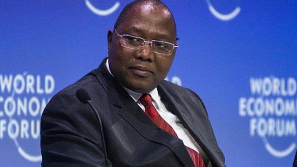 Primeiro-ministro da Suazilândia (ou Essuatíni), Ambrose Dlamini, morreu após ser diagnosticado com coronavírus em novembro