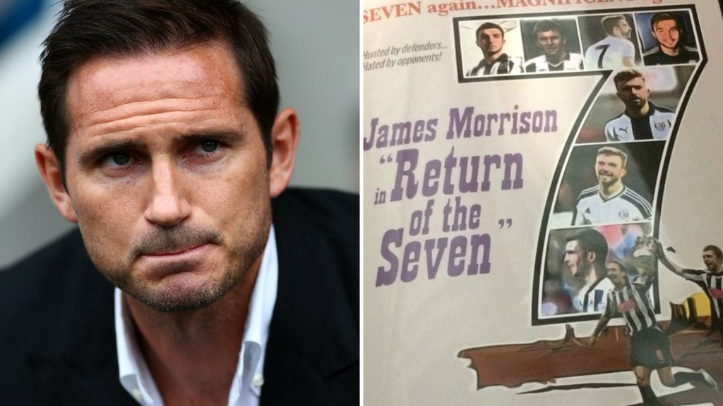 Lampard's tough start, Swindon's deja vu and a psychic programme - EFL round-up