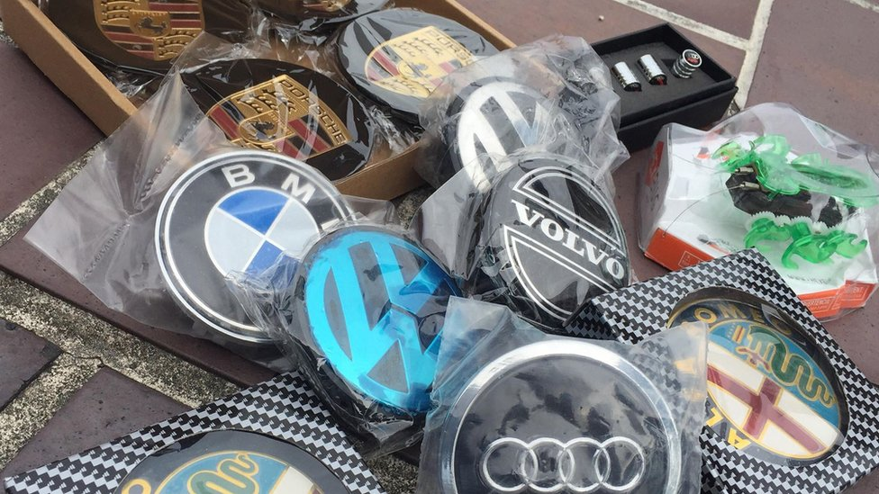 Cornwall men who sold £2m worth of counterfeit goods sentenced