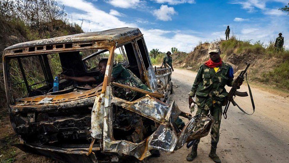 العنف في الكونغو