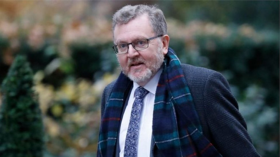 Scottish Secretary David Mundell says 'coming out was difficult'