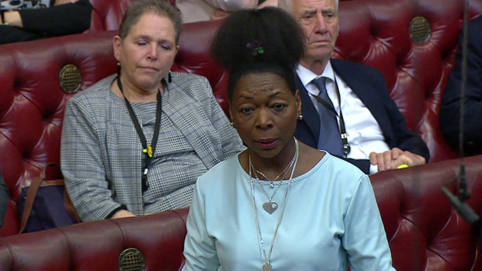 Windrush generation peers attack 'incompetent' Home Office
