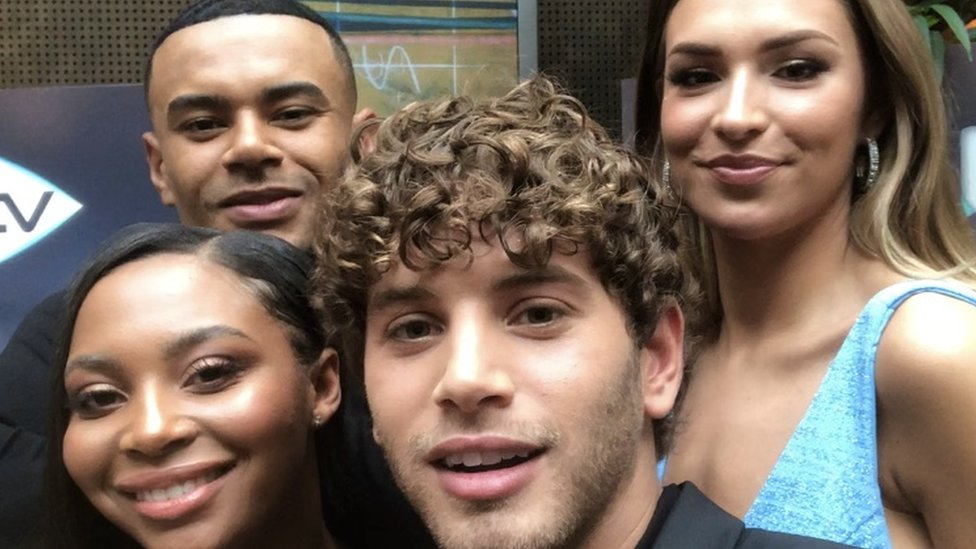 BBC News - X Factor Celebrity: Will it improve the show's ratings?