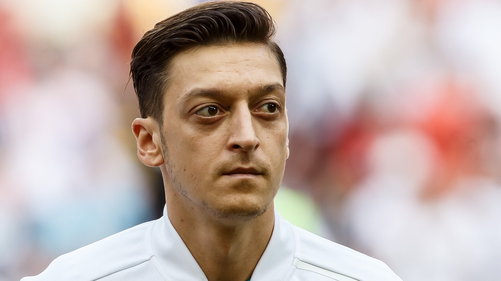 German FA 'emphatically rejects' Ozil's racism allegation