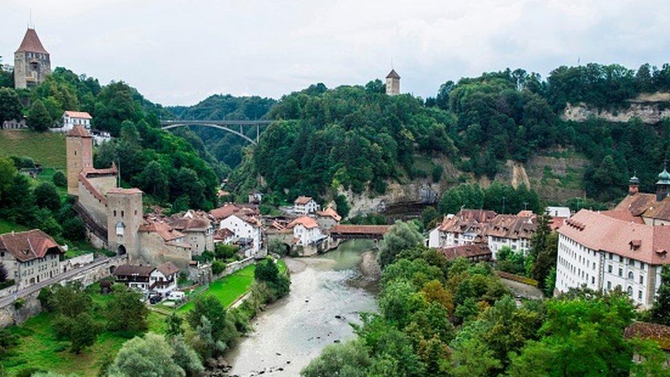 švajcarsko selo