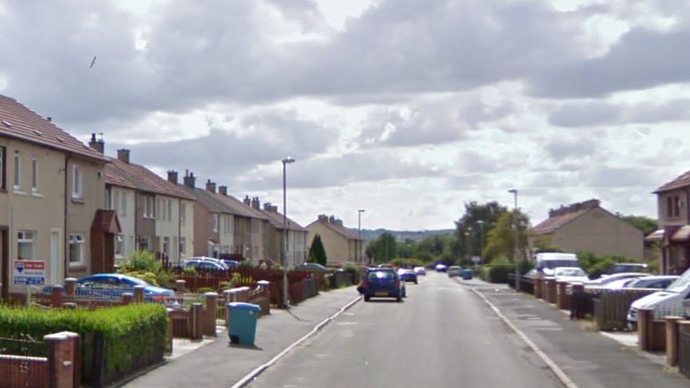 Injured man may have been run over by vehicle in Bellshill