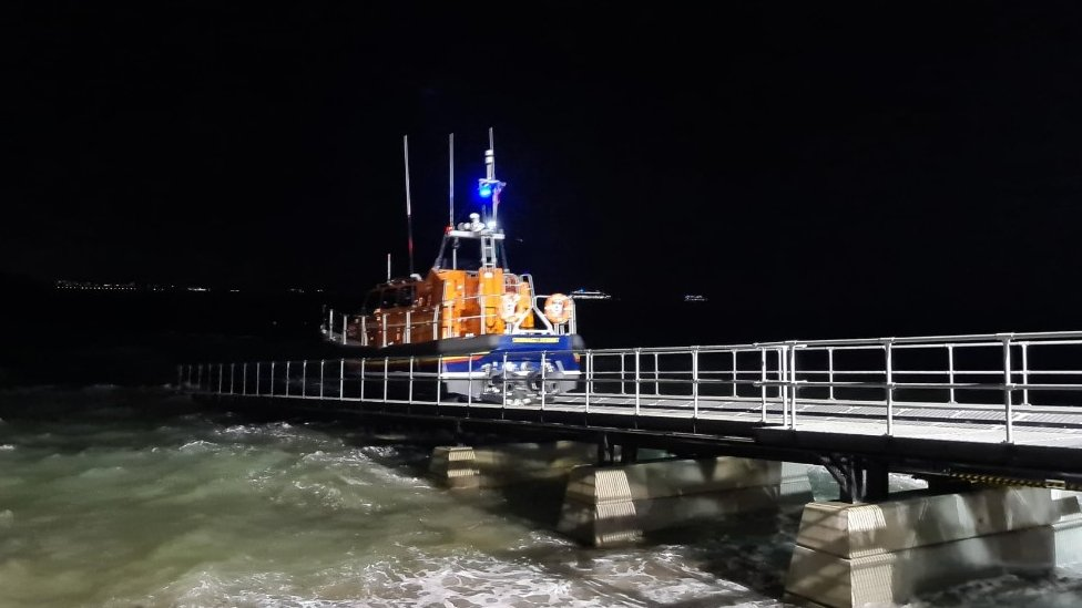 RNLI Swanage Lifeboat Station