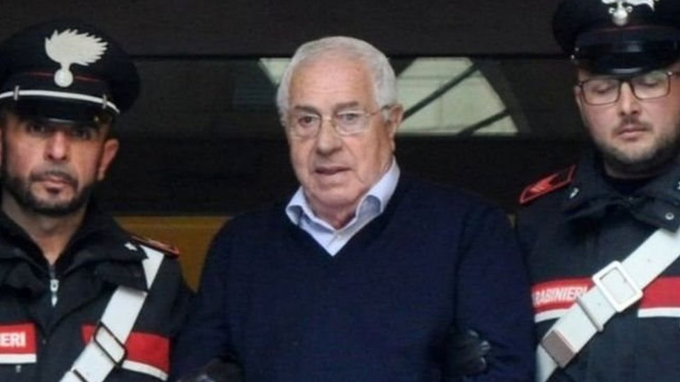 ساتيمو مينيو زعيم كوزا نوسترا