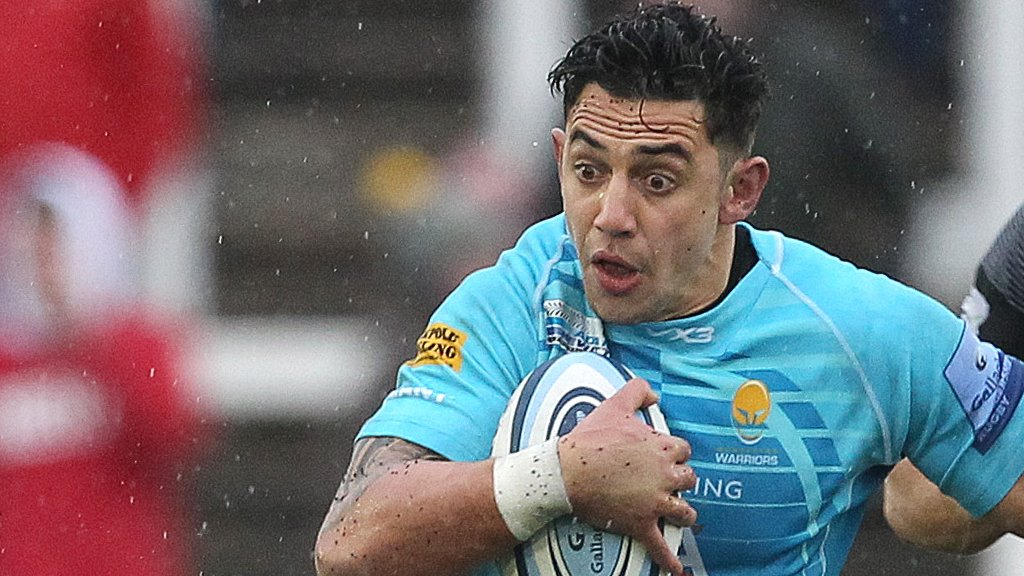 Bryce Heem: Worcester winger has tip tackle ban upheld by independent panel
