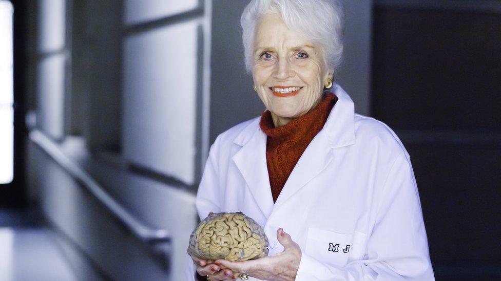 Marian Diamond, la extraordinaria científica que estudió el cerebro de Albert Ei ...