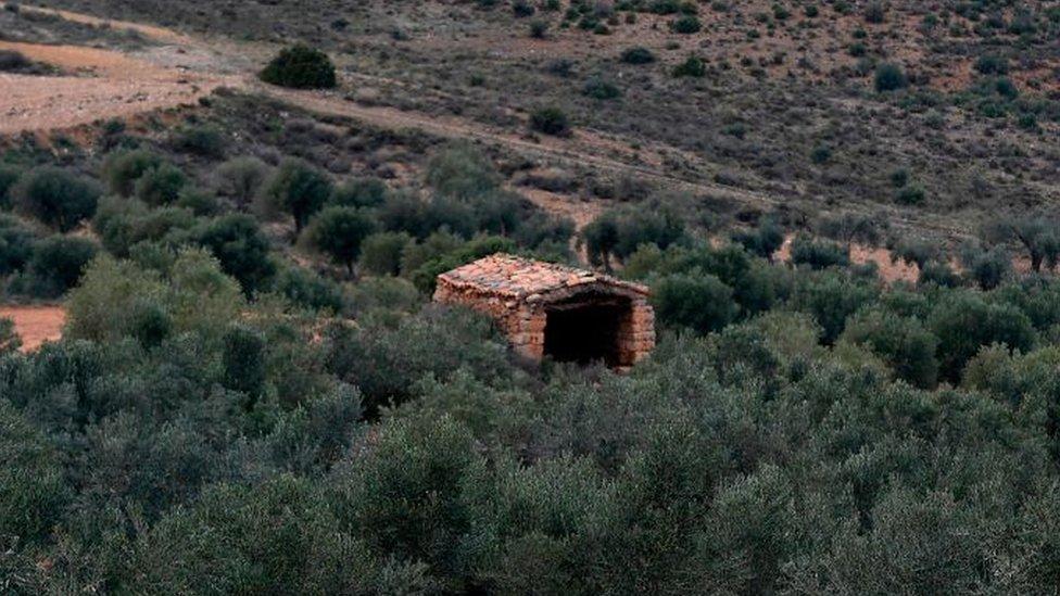 Casa despoblada