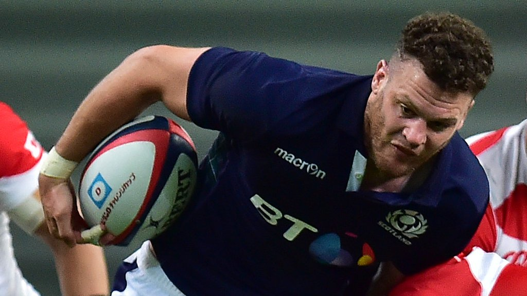 Scotland: Five players leave summer tour before Argentina Test