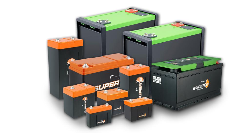 Lithium Werks batteries