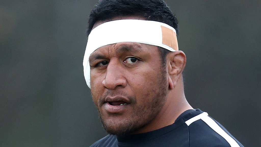 Mako Vunipola returns to face Munster after injury