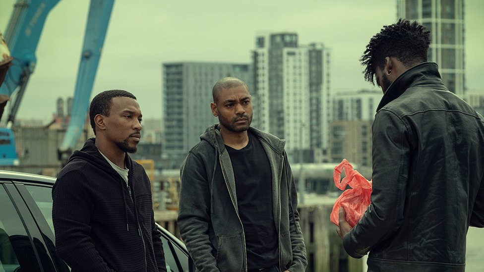 Ashley Walters and Kano in Top Boy