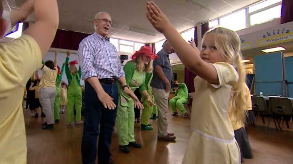 Kent community project bringing young and old together