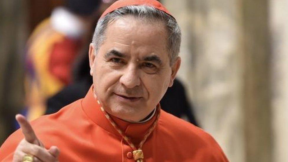 الكاردينال جيوفاني أنجيلو بيشيو