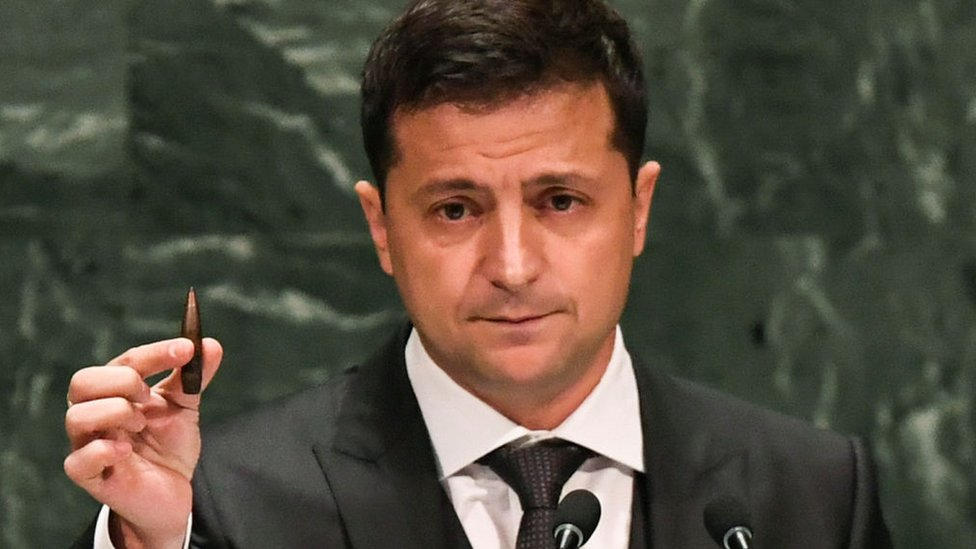 Зеленський в ООН: