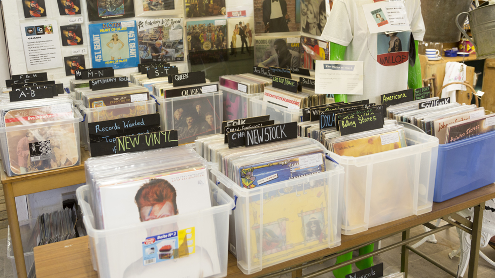 Many UK music products, including vinyl records are currently manufactured in Europe