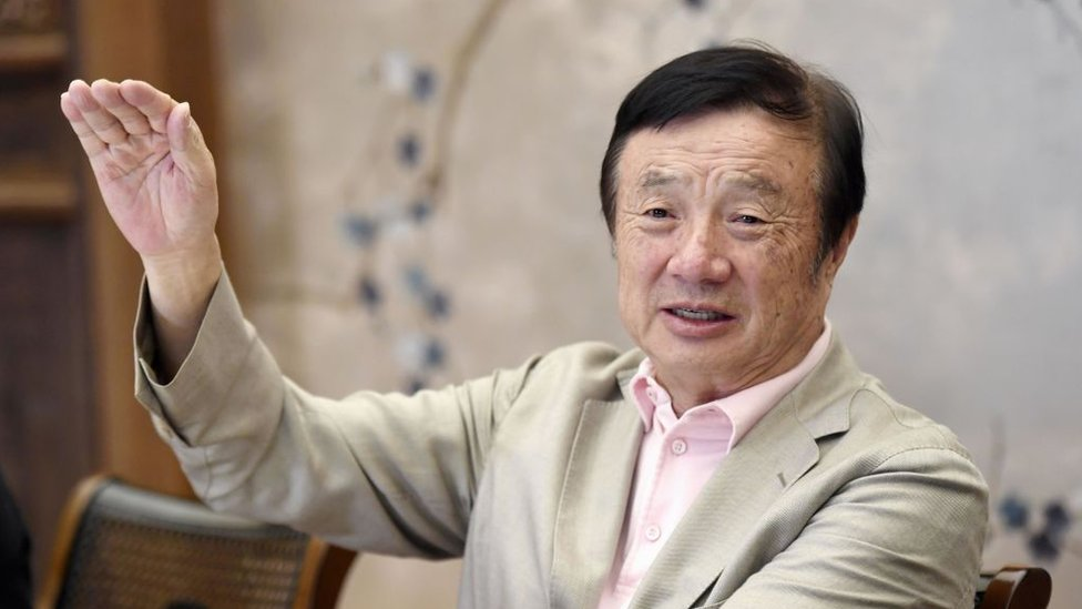 Ren Zhengfei, founder of Huawei
