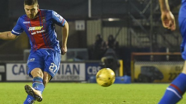 Highlights - Inverness CT 2-0 Stirling