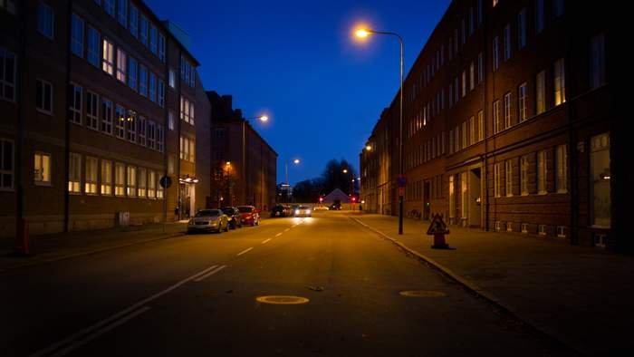 Ulice Malmea