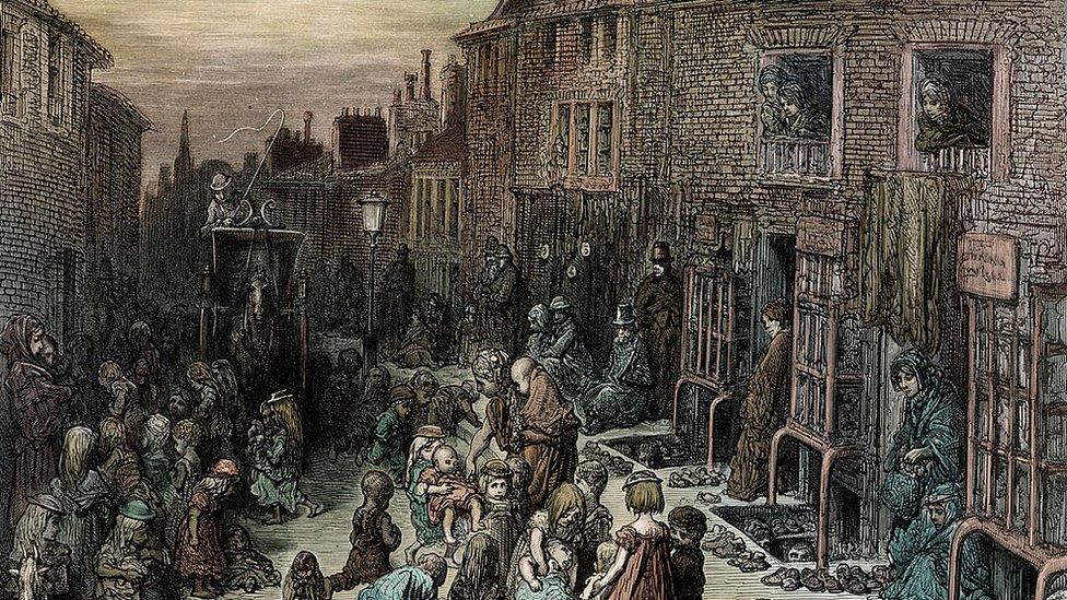 Siromašan kraj 1872
