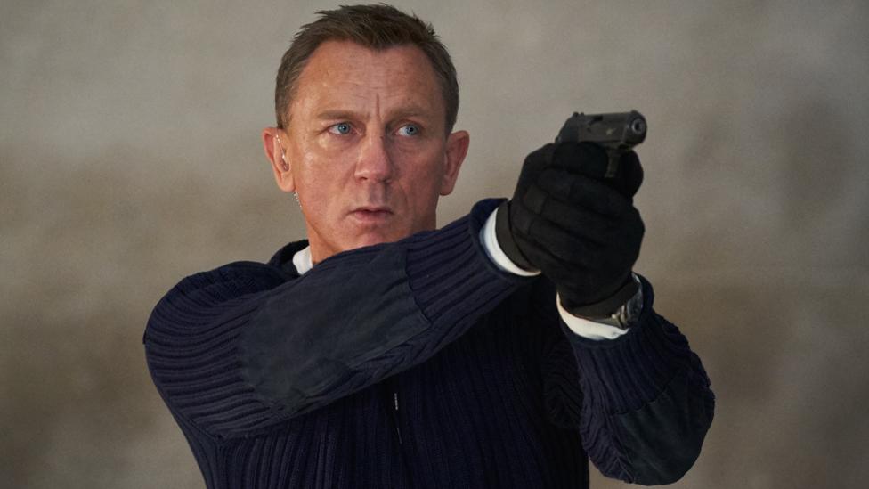 Danijel Krejg kao Bond