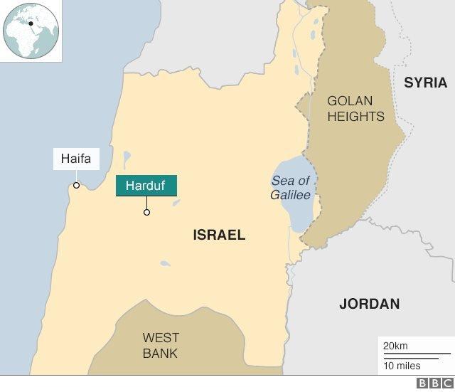 peta israel
