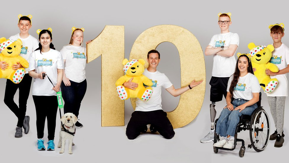 The Rickshaw Challenge is now in its 10th year