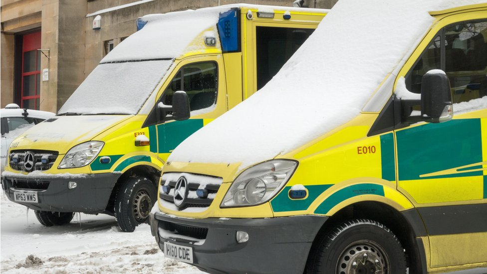 NHS in winter: Sharp rise in North West hospitals put on highest alert