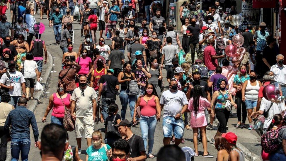 Brazil surpasses 5M COVID-19 cases