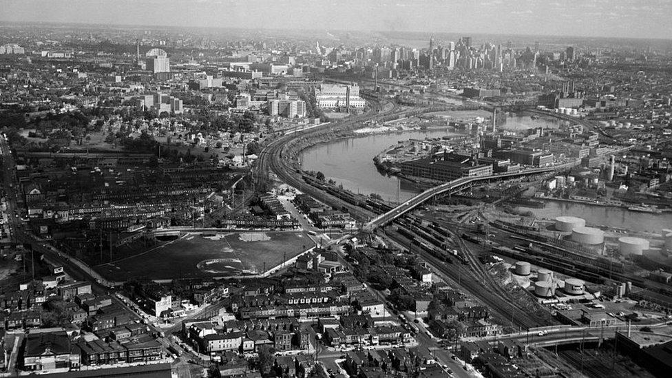 Philadelphia pada 1950-an
