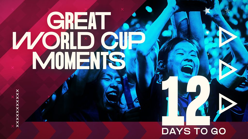 Japan beat USA in thriller to win World Cup - 12 days to go