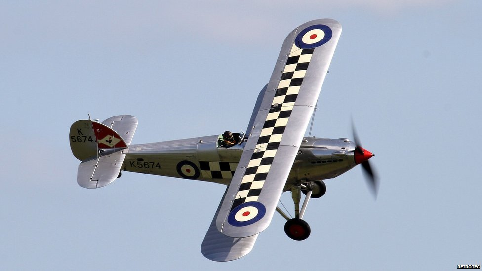 Hawker Fury fighter