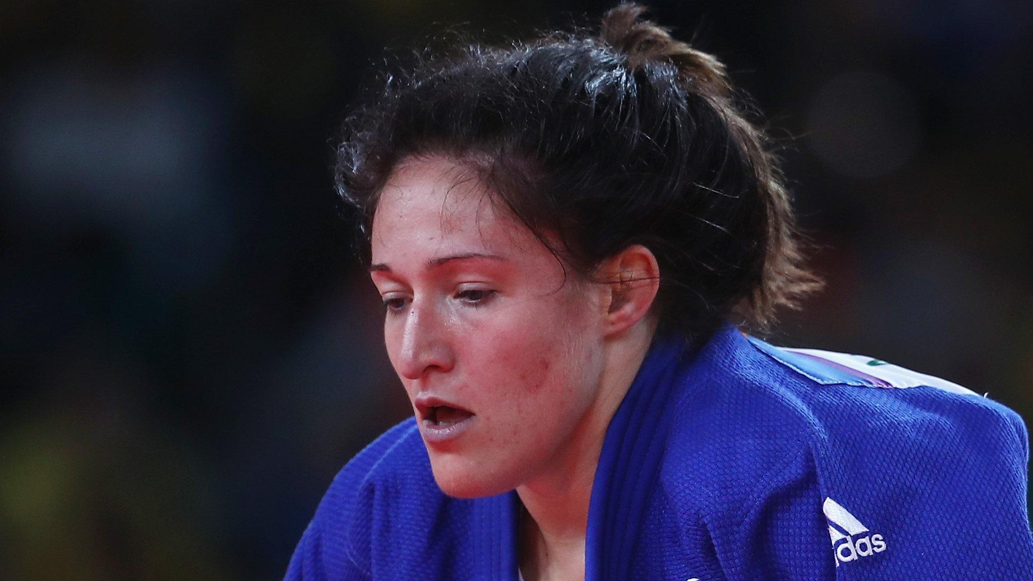 World Judo Championships: Natalie Powell suffers shock defeat in Baku