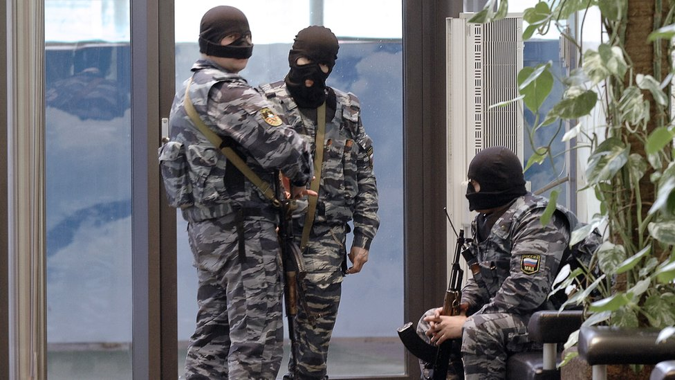В России появился сайт для жалоб бизнеса на силовиков. Сколько на него потратили?